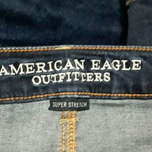 American Eagle Outfitters Jeans - AEO size 8 skinny jeans stretchy